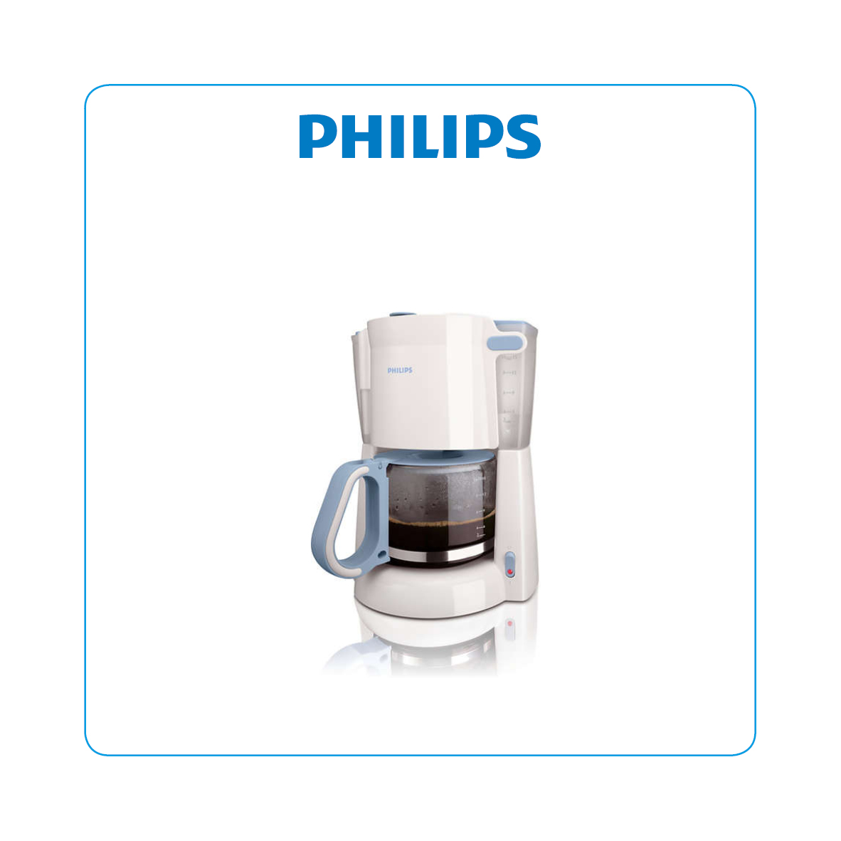 Cafetera PHILIPS HD7448